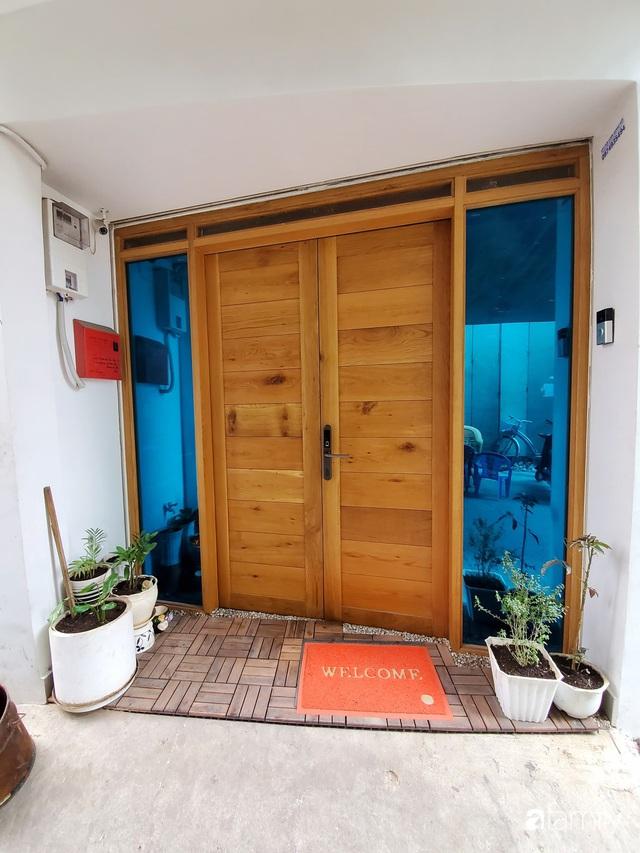 Cải tạo nhà phố 21m² trong ngõ nhỏ thành không gian xinh xắn, tiện nghi có chi phí hoàn thiện 700 triệu đồng ở Sài Gòn - Ảnh 3.