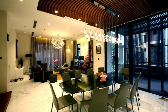 Cải tạo căn nhà 240m² thành không gian hiện đại, tiện nghi và phóng khoáng ở Hà Nội - Ảnh 4.