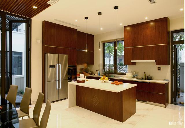 Cải tạo căn nhà 240m² thành không gian hiện đại, tiện nghi và phóng khoáng ở Hà Nội - Ảnh 5.