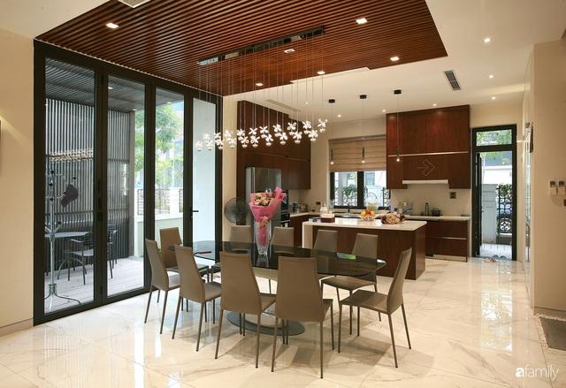 Cải tạo căn nhà 240m² thành không gian hiện đại, tiện nghi và phóng khoáng ở Hà Nội - Ảnh 6.