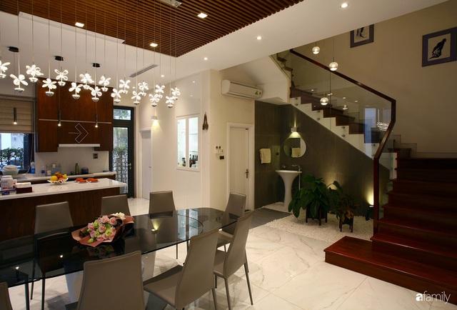 Cải tạo căn nhà 240m² thành không gian hiện đại, tiện nghi và phóng khoáng ở Hà Nội - Ảnh 7.