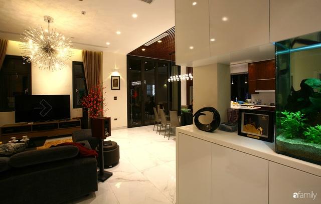 Cải tạo căn nhà 240m² thành không gian hiện đại, tiện nghi và phóng khoáng ở Hà Nội - Ảnh 8.