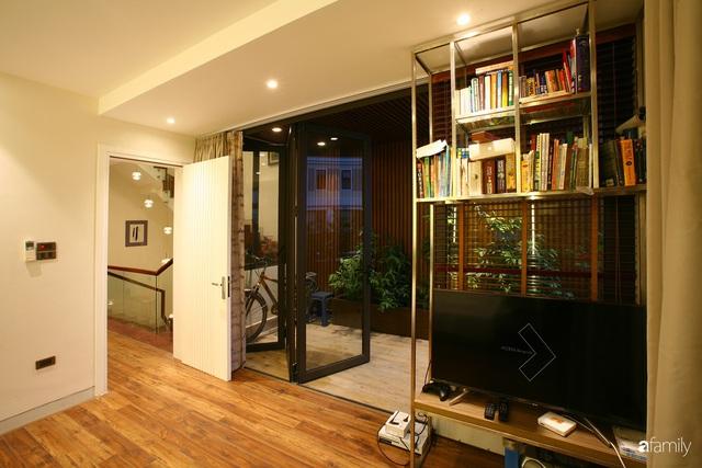 Cải tạo căn nhà 240m² thành không gian hiện đại, tiện nghi và phóng khoáng ở Hà Nội - Ảnh 9.