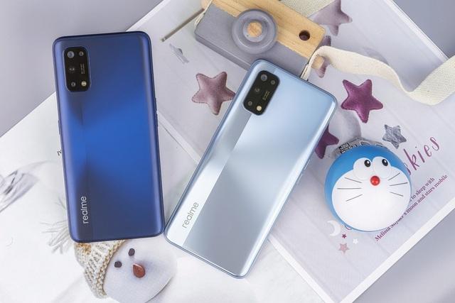 7 smartphone sạc nhanh nhất Việt Nam - Ảnh 2.