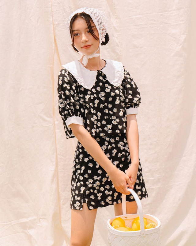 """6 kiểu áo blouse đáng sắm thu này, diện lên cô gái nào cũng có thêm vài phần """"chanh sả"""" - Ảnh 2."""