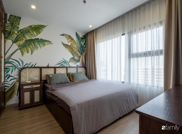 Căn hộ 74m² đẹp mê mẩn với từng góc nhỏ mang hơi thở Sài Gòn xưa ở thủ đô Hà Nội - Ảnh 10.