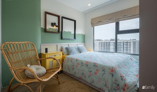 Căn hộ 74m² đẹp mê mẩn với từng góc nhỏ mang hơi thở Sài Gòn xưa ở thủ đô Hà Nội - Ảnh 13.