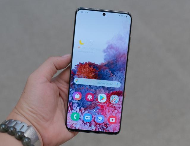 7 smartphone sạc nhanh nhất Việt Nam - Ảnh 5.