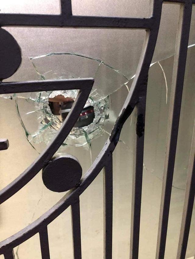 Hải Phòng: Công an đang điều tra vụ nổ súng nhà dân trong đêm  - Ảnh 1.