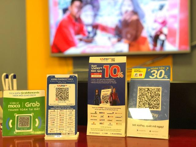 Cài chục ví điện tử trên smartphone: Dùng vài lần, hết khuyến mãi là bỏ - Ảnh 2.