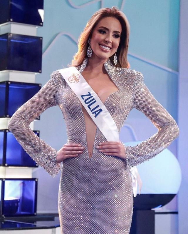Vẻ gợi cảm của mỹ nữ 24 tuổi lên ngôi Hoa hậu Venezuela 2020 - Ảnh 14.