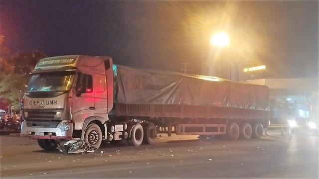 Ba bố con gặp nạn với xe container ở Hải Phòng: Đang điều trị nâng cao và tâm lý cho người cha - Ảnh 1.