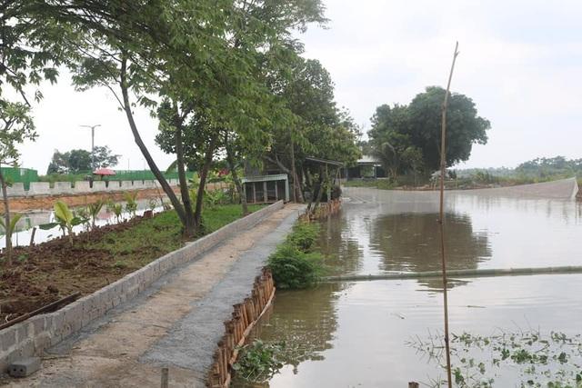 Hải Phòng: Kênh Cẩm Văn 2 ô nhiễm nặng, nghi vấn doanh nghiệp xả thải - Ảnh 4.