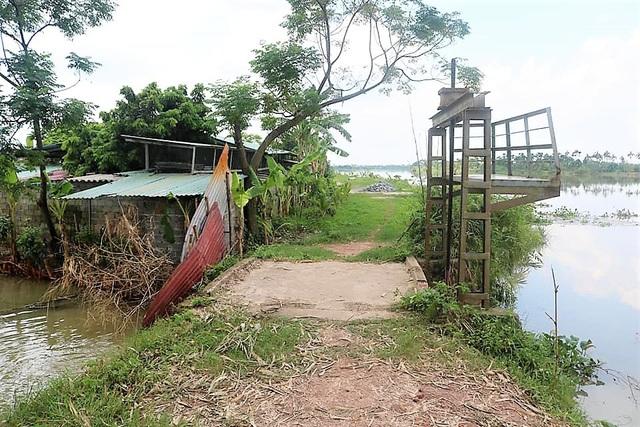 Hải Phòng: Kênh Cẩm Văn 2 ô nhiễm nặng, nghi vấn doanh nghiệp xả thải - Ảnh 3.
