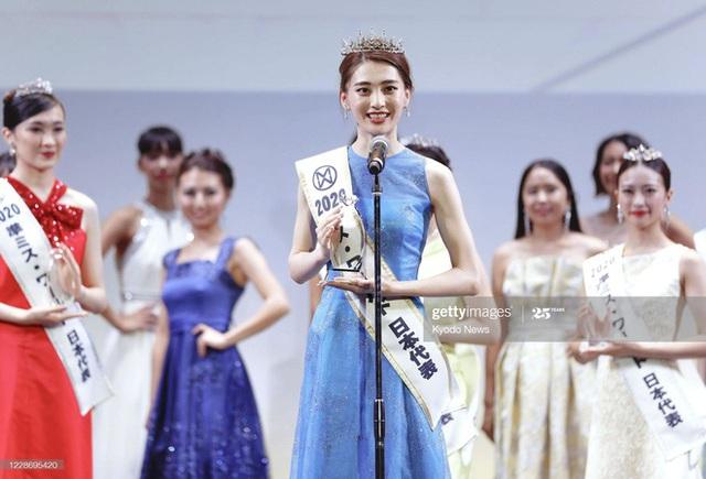 Người đẹp 18 tuổi đăng quang Hoa hậu Thế giới Nhật Bản là ai? - Ảnh 1.
