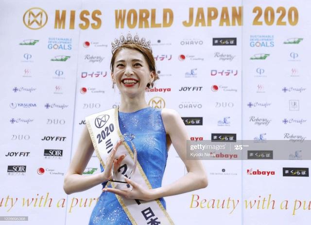 Người đẹp 18 tuổi đăng quang Hoa hậu Thế giới Nhật Bản là ai? - Ảnh 4.