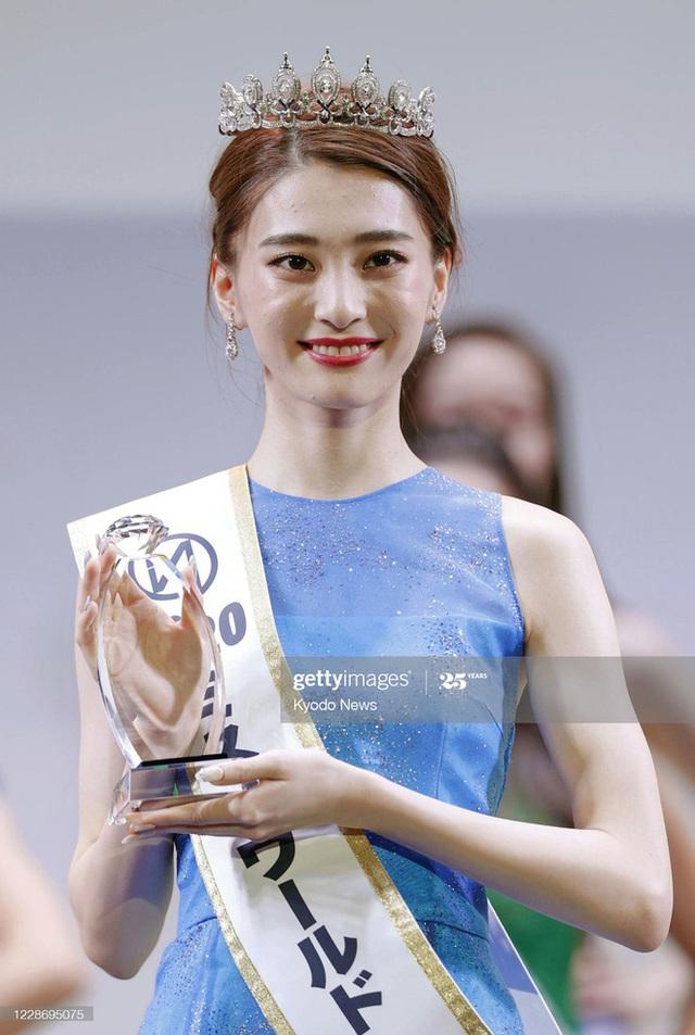 Người đẹp 18 tuổi đăng quang Hoa hậu Thế giới Nhật Bản là ai? - Ảnh 5.