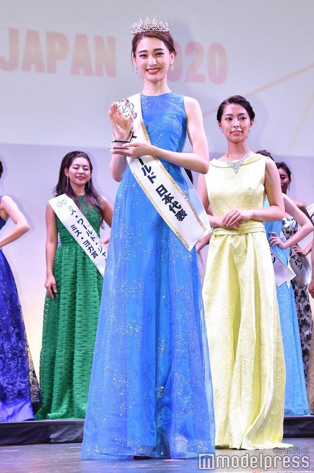 Người đẹp 18 tuổi đăng quang Hoa hậu Thế giới Nhật Bản là ai? - Ảnh 6.