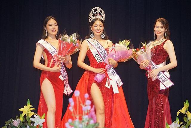 Người đẹp 18 tuổi đăng quang Hoa hậu Thế giới Nhật Bản là ai? - Ảnh 9.