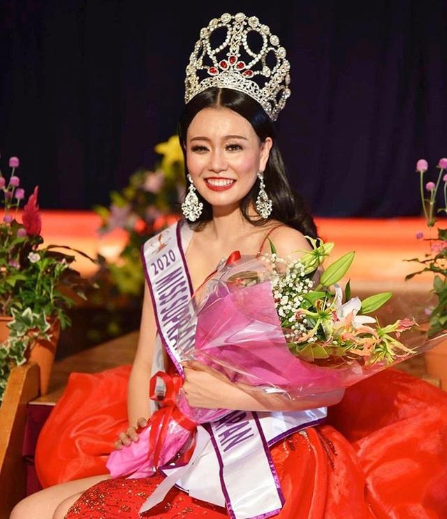 Người đẹp 18 tuổi đăng quang Hoa hậu Thế giới Nhật Bản là ai? - Ảnh 10.