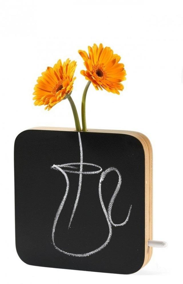 Những mẫu bình hoa độc đáo giúp làm đẹp ngôi nhà - Ảnh 5.