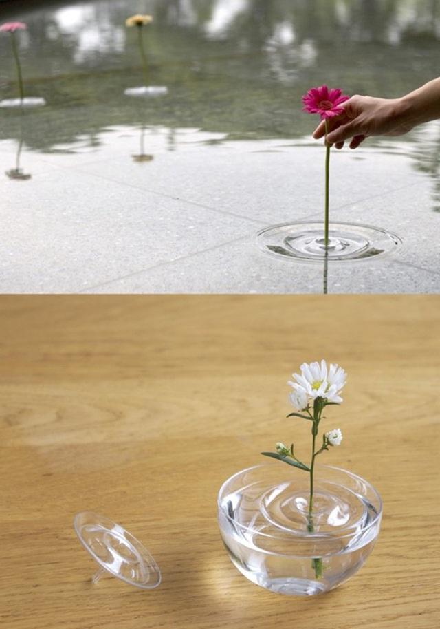 Những mẫu bình hoa độc đáo giúp làm đẹp ngôi nhà - Ảnh 6.