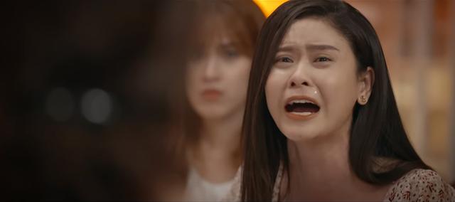 Trói buộc yêu thương tập 5: Phương khóc ngất khi bị mẹ chồng tương lai bóc mẽ quá khứ - Ảnh 3.