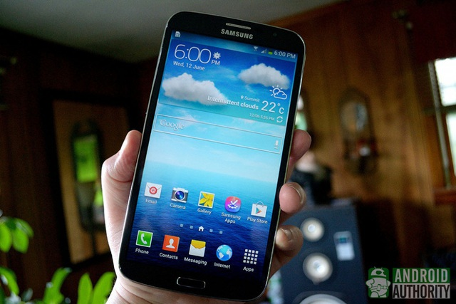 Những chiếc smartphone có kích thước khổng lồ - Ảnh 1.