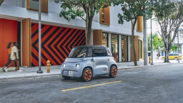 Những mẫu xe ô tô điện siêu xinh với giá cả cũng yêu không kém dùng để đưa đón con ngày mưa gió càng hết xẩy - Ảnh 1.