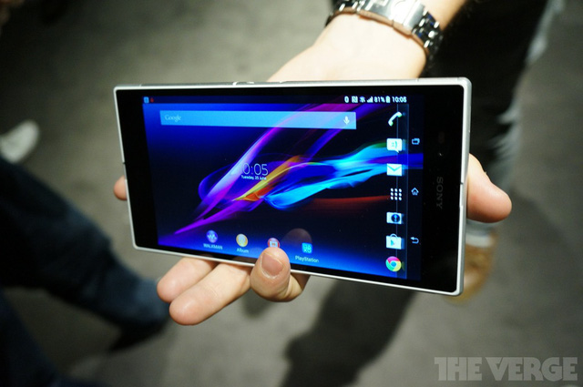 Những chiếc smartphone có kích thước khổng lồ - Ảnh 3.