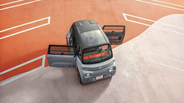 Những mẫu xe ô tô điện siêu xinh với giá cả cũng yêu không kém dùng để đưa đón con ngày mưa gió càng hết xẩy - Ảnh 3.