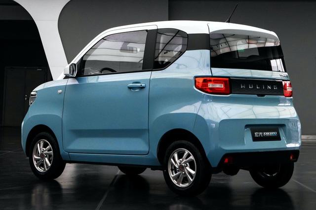 Những mẫu xe ô tô điện siêu xinh với giá cả cũng yêu không kém dùng để đưa đón con ngày mưa gió càng hết xẩy - Ảnh 4.