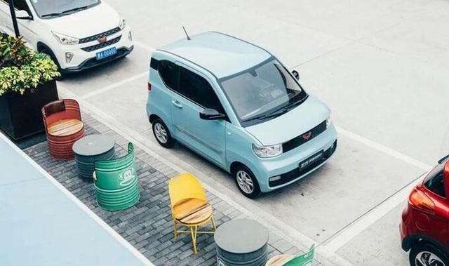 Những mẫu xe ô tô điện siêu xinh với giá cả cũng yêu không kém dùng để đưa đón con ngày mưa gió càng hết xẩy - Ảnh 5.