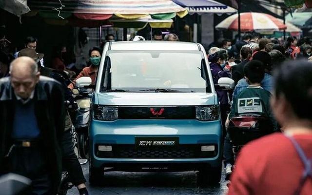 Những mẫu xe ô tô điện siêu xinh với giá cả cũng yêu không kém dùng để đưa đón con ngày mưa gió càng hết xẩy - Ảnh 6.