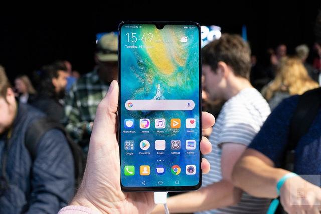 Những chiếc smartphone có kích thước khổng lồ - Ảnh 7.