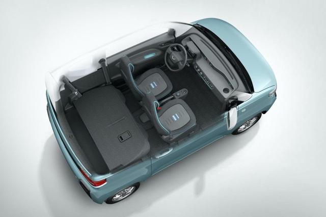 Những mẫu xe ô tô điện siêu xinh với giá cả cũng yêu không kém dùng để đưa đón con ngày mưa gió càng hết xẩy - Ảnh 7.
