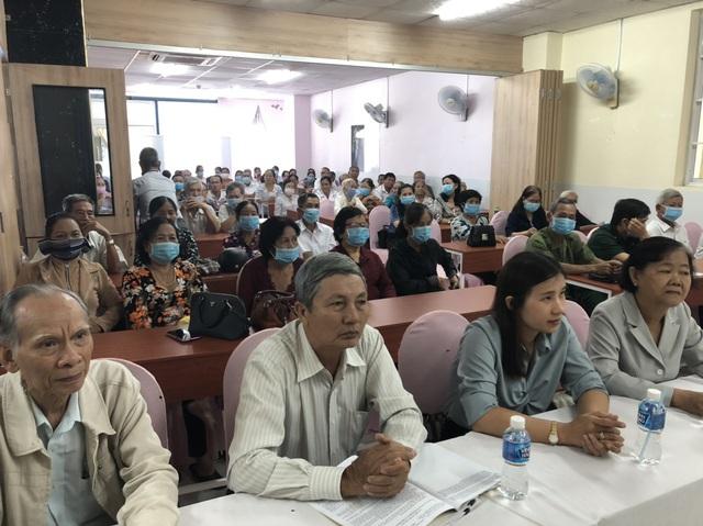 Tổng cục Dân số tổ chức tọa đàm chia sẻ kinh nghiệm chăm sóc người cao tuổi tại Tây Ninh - Ảnh 3.