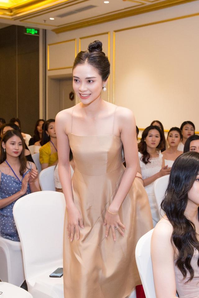 Những thí sinh cuối được chọn vào bán kết Hoa hậu Việt Nam 2020 - Ảnh 3.