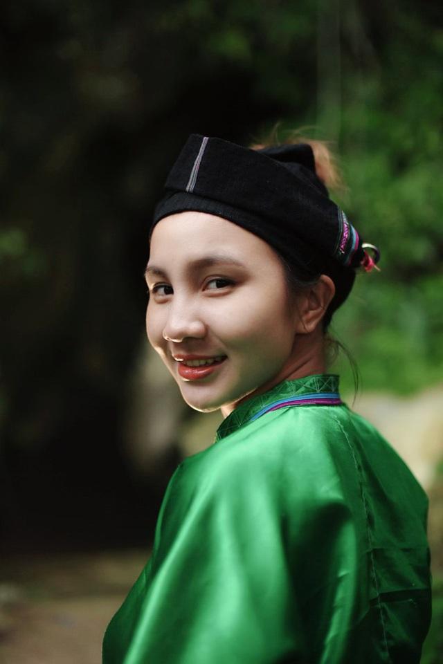 Nhan sắc cô gái dân tộc Nùng thi Hoa hậu Việt Nam 2020 - Ảnh 1.