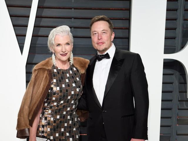 Chân dung mẹ của Bill Gates, Elon Musk, Donald Trump - Ảnh 1.
