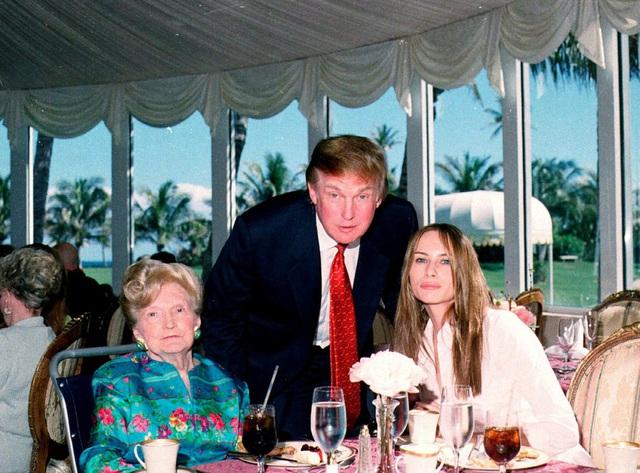 Chân dung mẹ của Bill Gates, Elon Musk, Donald Trump - Ảnh 14.