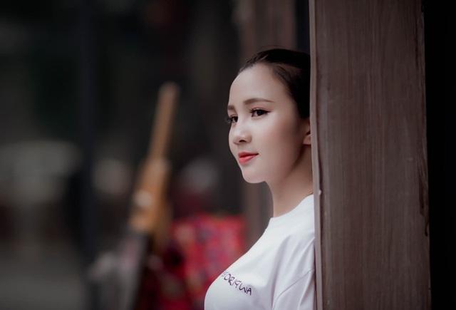 Nhan sắc cô gái dân tộc Nùng thi Hoa hậu Việt Nam 2020 - Ảnh 3.