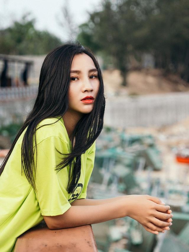 Nhan sắc cô gái dân tộc Nùng thi Hoa hậu Việt Nam 2020 - Ảnh 4.