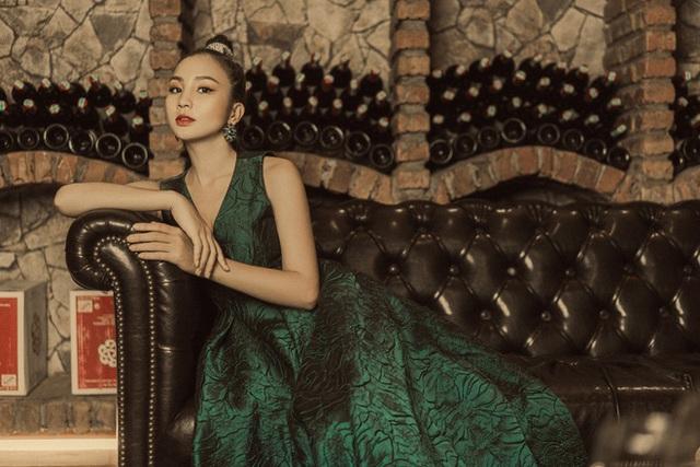 Nhan sắc cô gái dân tộc Nùng thi Hoa hậu Việt Nam 2020 - Ảnh 6.