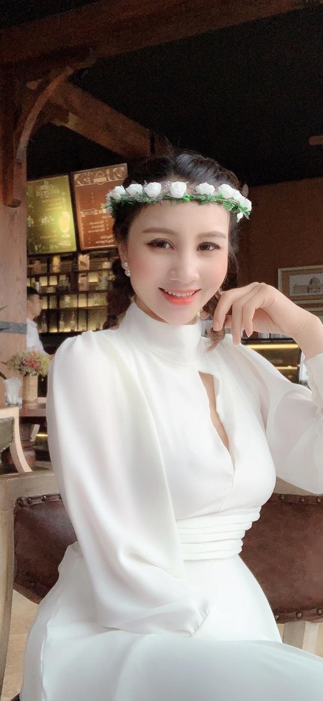 Nhan sắc cô gái dân tộc Nùng thi Hoa hậu Việt Nam 2020 - Ảnh 9.