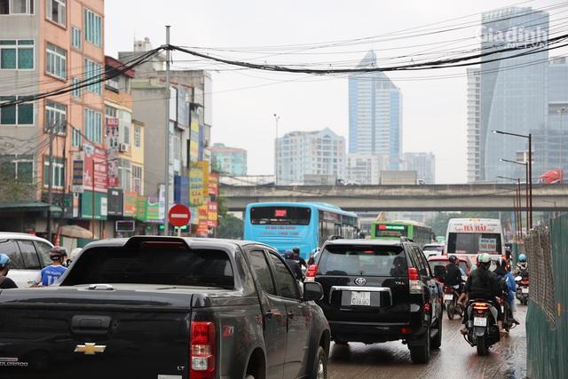 Toàn cảnh hầm chui gần 700 tỷ ở Hà Nội đang được tăng tốc thi công - Ảnh 10.