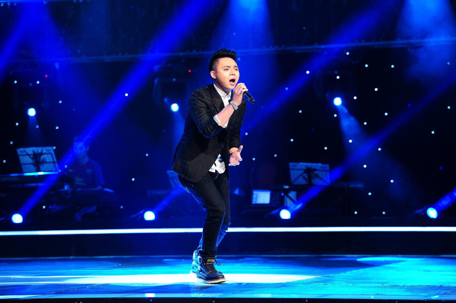Tập 4 Giọng hát Việt  - Một giọng xuất sắc, nhiều giọng nhàn nhạt 5