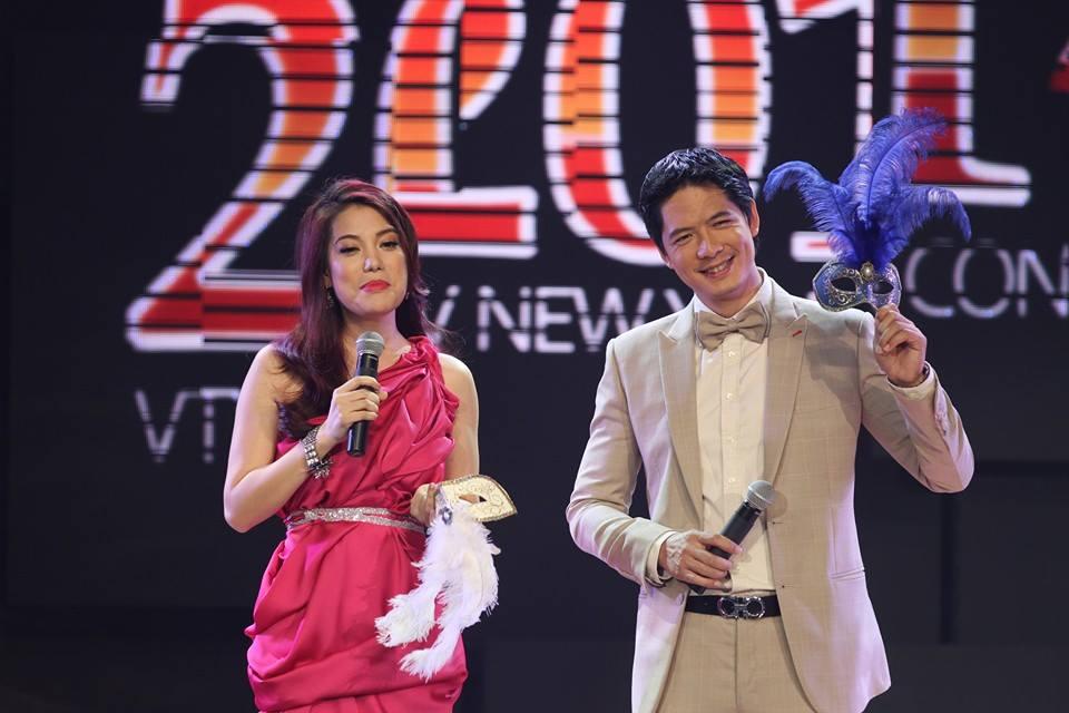Hoành tráng và lộng lẫy Hòa nhạc Năm mới 2014 của VTV 1