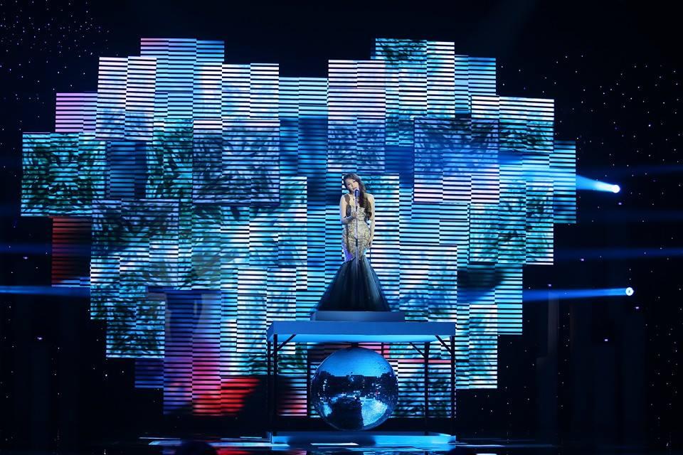 Hoành tráng và lộng lẫy Hòa nhạc Năm mới 2014 của VTV 2