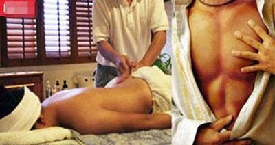 Chuyện massage tại gia cho quý bà  1